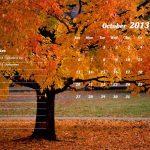 October 2013 Calendar Template